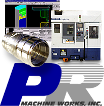 cnc machine tool and machined part