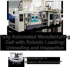 cnc machine tool robotics